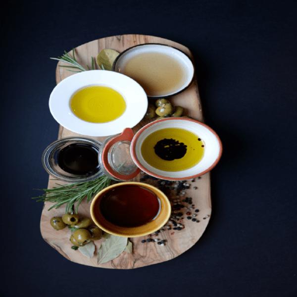 Oil & Vinegar Menü