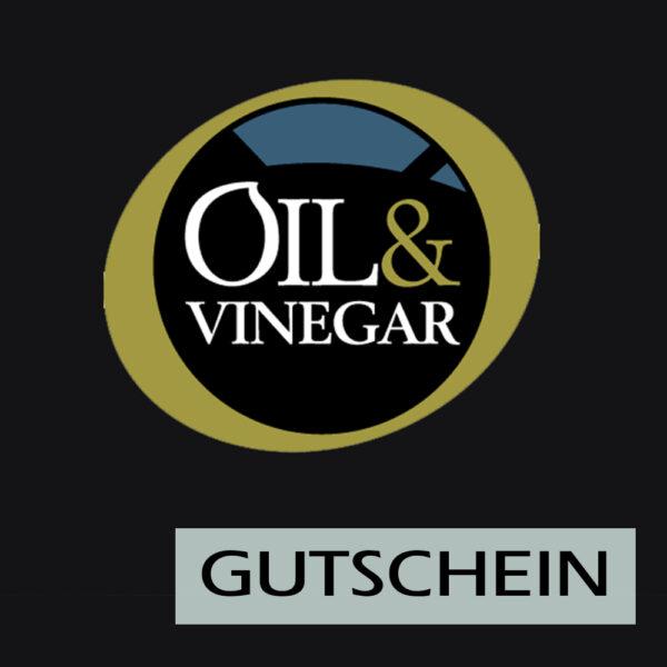 Oil & Vinegar Gutschein Logo